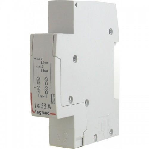 Module d'alimentaire DX - borne auto 4P - 1 module sortie haute Legrand Réf: 406298