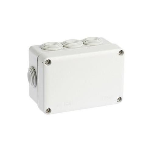 Boite de dérivation IP55 110x80x50mm étanche Eur'Ohm Réf: 50005