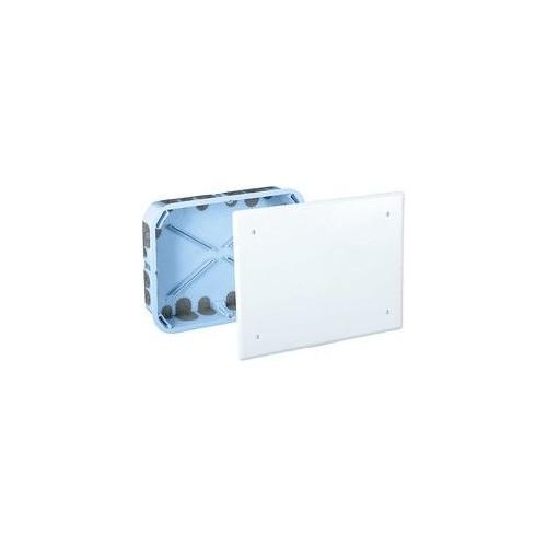 Boite de dérivation étanche à l'air à encastrer 250x190x50mm Eur'Ohm Réf: 51016