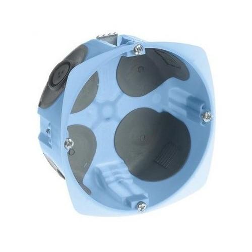 Boite d'encastrement étanche à l'air diamètre 85mm Eur'Ohm Réf: 52070