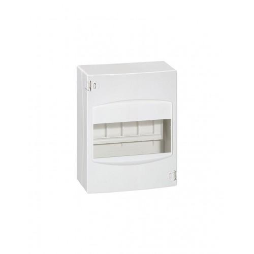 Tableautin électrique Ekinoxe 6 modules blanc Legrand Réf: 001306