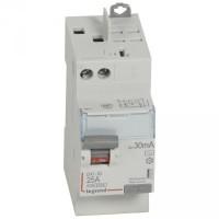 Interrupteur différentiel DX3 25A type AC Legrand Réf: 411631