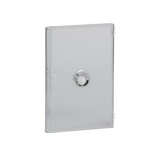 Porte Drivia transparente IP40 - IK07 2 rangées 13 modules Legrand Réf: 401342