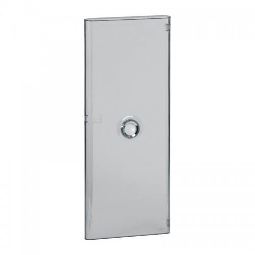 Porte Drivia transparente IP40 - Ik07 pour coffret 4 rangées 13 modules Legrand Réf: 401344