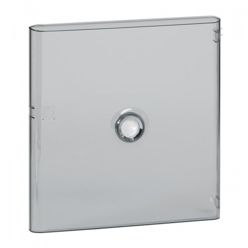 Porte Drivia transparente IP40 - Ik07 pour coffret 2 rangées 18 modules Legrand Réf: 401242