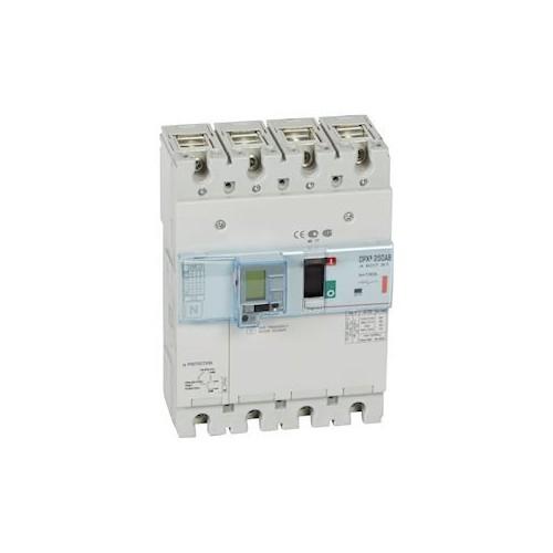 Disjoncteur de branchement version ENEDIS DPX³ 250AB différentiel 130A 4P Legrand Réf: 420731