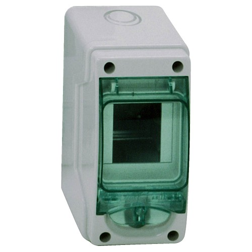 Mini coffret étanche 3 modules Schneider Kaedra Réf: 13956