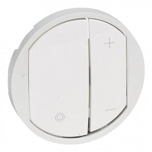 Enjoliveur variateur blanc Céliane Réf: 065083