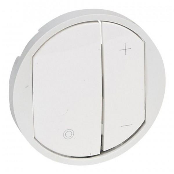 Enjoliveur variateur blanc Céliane Réf: 65083