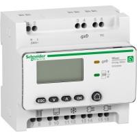 Wiser energy compteur des usages électriques RT2012 avec 5 tores fermés Schneider Réf: EER39000
