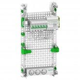 LexCom Home coffret de communication Grad2tv 6xRJ45 cat6 ex à 20 espace Box 3R Schneider Réf: VDIR390036