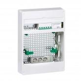 LexCom Home coffret grade 2TV box essential 6xRJ45 18 modules Schneider Réf: VDIR390042