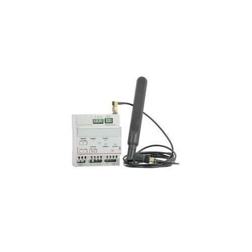 Télécommande modulaire multifonctions connectée non polarisée radio pour bloc d'éclairage et alarme Legrand Réf: 062521