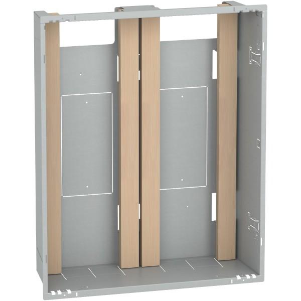 Bac d'encastrement Resi9 2 x 13 modules Schneider Réf: R9H13292