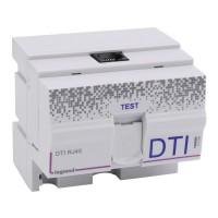 DTI modulaire RJ45 pour coffret multimédia Legrand Réf: 413008