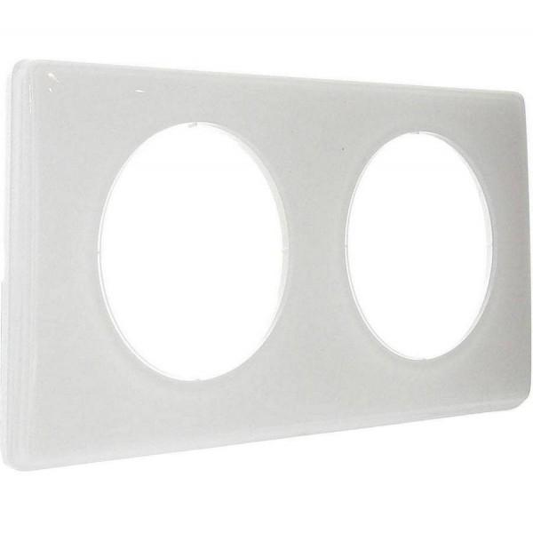 Plaque Mémories 2 poste Yesterday blanc Céliane Réf: 66632