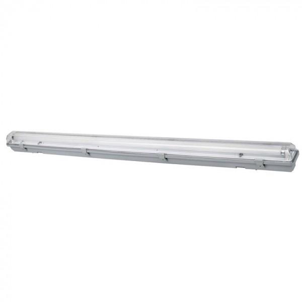 Park étanche simple avec néon LED 120cms IP65 Réf: 62/MS136-2