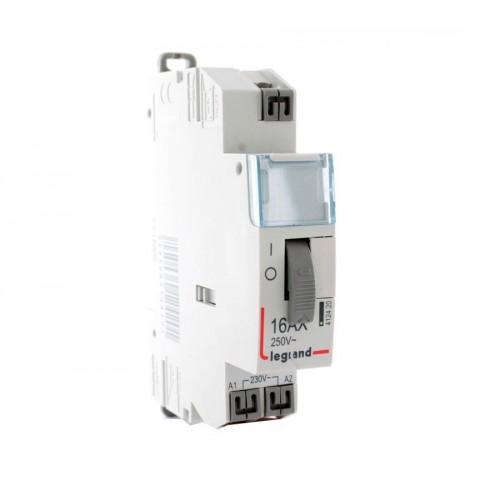 Télérupteur CX³ 16A Legrand Réf: 412408