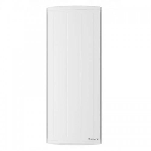 Radiateur électrique vertical 1000 Watts chaleur douce Mozart digitale connecté Thermor Réf: 475331