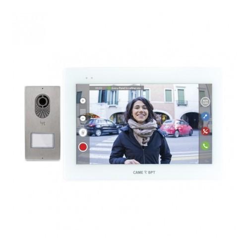 Kit portier vidéo mono / BIF Came Réf: 8K40CF-009