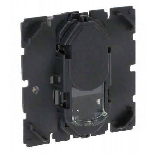 Mécanisme RJ45 catégorie 6A (Blindé) Céliane Réf: 67346