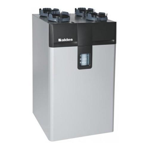 VMC double flux et purification d'air 300 microwatts Aldes Dee Fly Réf: 11023219