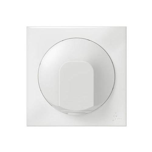 Sortie de cable IP44 livrée avec plaque blanche Legrand Dooxie Réf: 600324