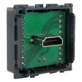 Mécanisme prise audio et vidéo HDMI Céliane Réf: 67317