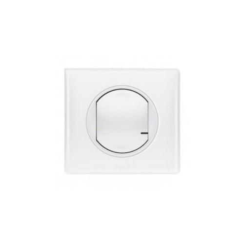 Commande sans fil Céliane with Netatmo pour éclairage ou prise connectée ou micromodule  blanc Legrand Réf: 067723