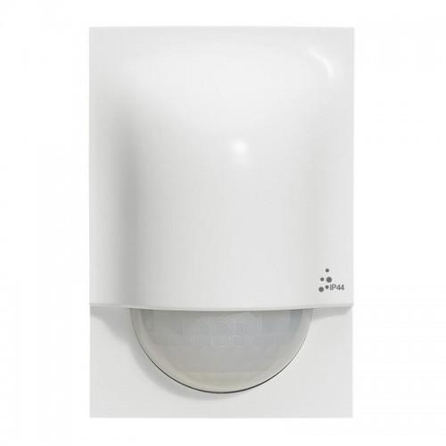 Détecteur de mouvement infrarouge 140° sans fil connecté pour installation with Netatmo portée 8m IP44 blanc Legrand Réf: 064875