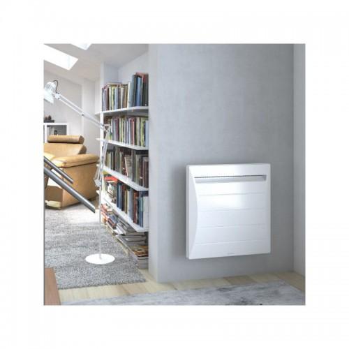 Radiateur électrique horizontal 1000 Watts chaleur douce Mozart Digital Thermor Réf: 475231