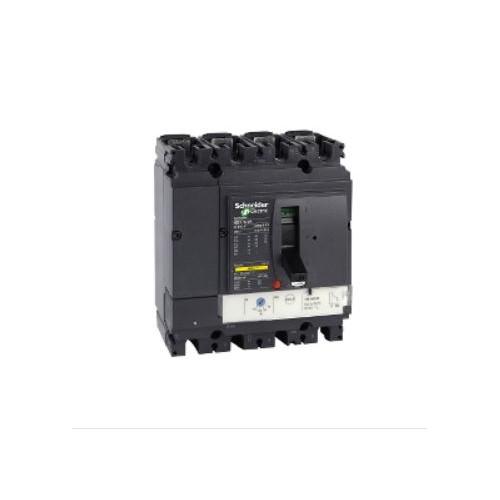 Disjoncteur Compact NSX Schneider - NSX100n tm63d 4p4d Réf. LV429862