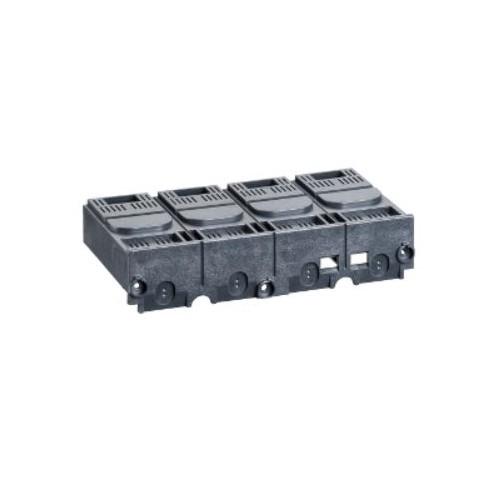 Compact NSX100-250 - Cache Borne Court - 4P - Schneider Réf. LV429516