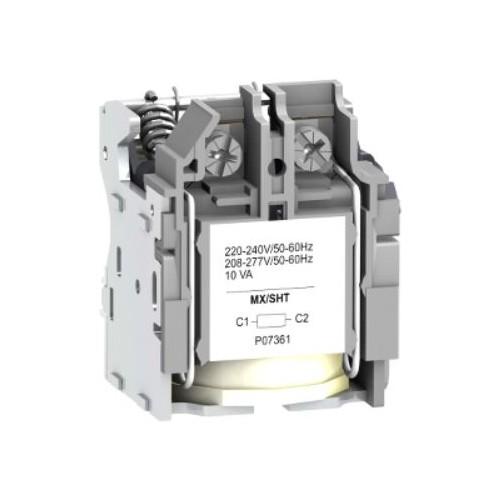 Compact NSX - Déclencheur Voltmétrique MX - 220-240V 50/60 HZ et 208-277V 60 Hz Schneider Réf. LV429387