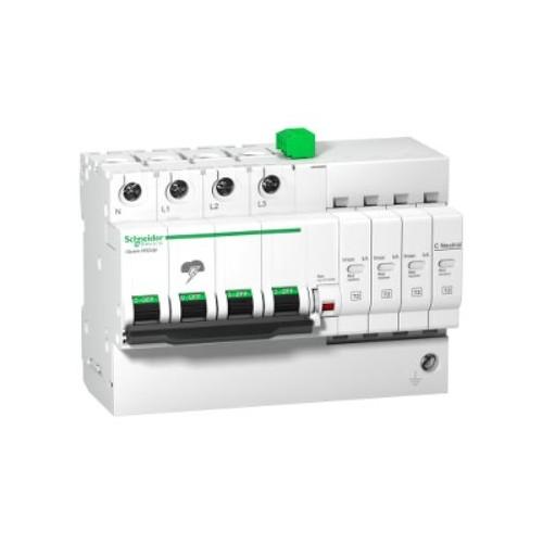 Acti9 iQuick PRD40r parafoudre 3P+N avec report signalisation Schneider Réf. A9L16294