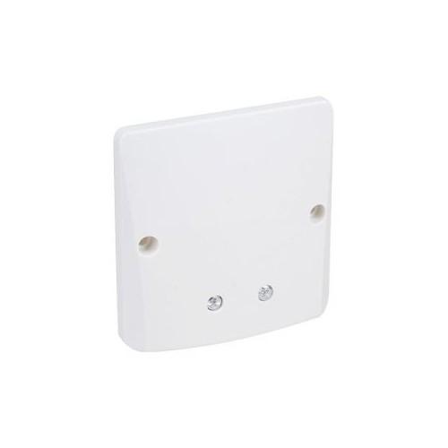 Sortie de câble 20/32A blanc Esprit Eur'Ohm Réf: 60092