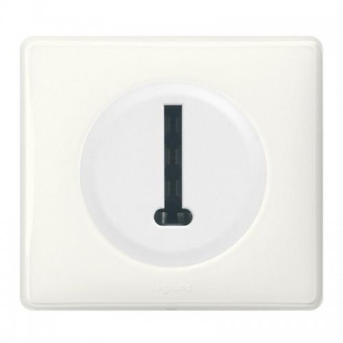 Prise téléphonique T Céliane Blanc complète Réf: 099952
