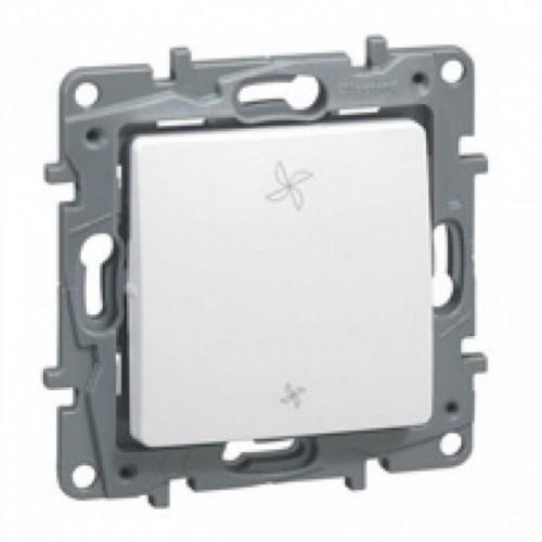 Interrupteur de VMC 2 positions Blanc Réf: 664791