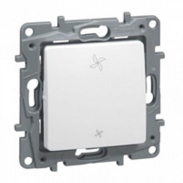 Interrupteur de VMC 2 positions Niloé Legrand Blanc Réf: 664791