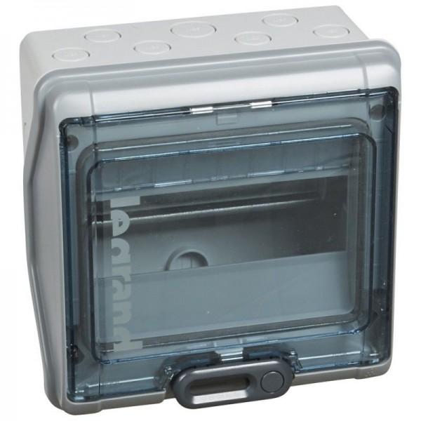 Coffret Plexo étanche IP65 Legrand gris Ref: 001904