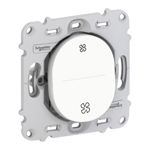 Interrupteur VMC Schneider Ovalis Réf : S261233