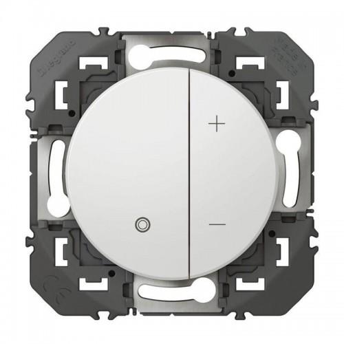 Interrupteur variateur 2 fils Dooxie Blanc Réf: 600060