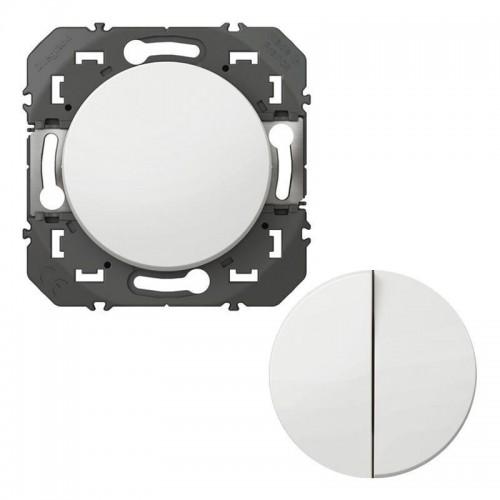 Transformateur pour la réalisation de 5 fonctions Dooxie Legrand Blanc Réf: 600031
