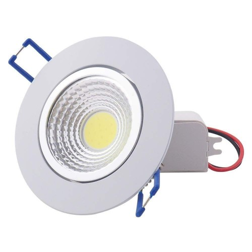 Spot 7 watts Led COB Variable