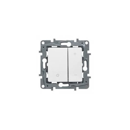 Interrupteur variateur 400W Blanc Réf: 665114