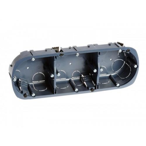Boite air'métic 3 postes profondeur 40mm Réf: 52066