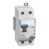Interrupteur différentiel 63A type AC Réf: 411506