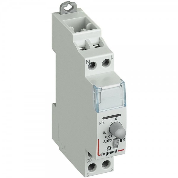 Interrupteur crépusculaire standard Legrand Réf: 412623