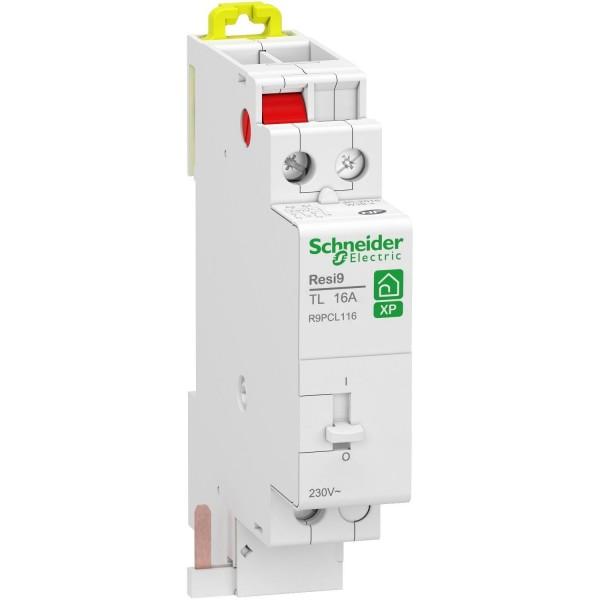Télérupteur 16A Resi9 XP Schneider Réf: R9PCL116