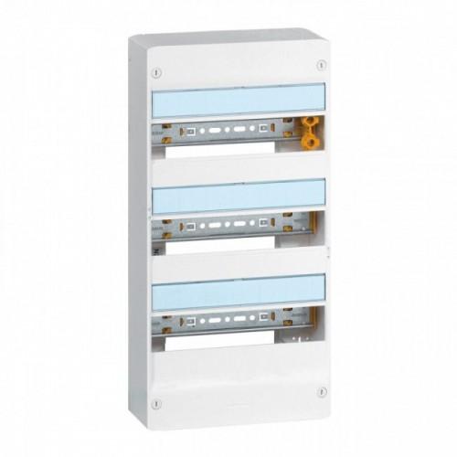 Coffret Drivia 3 rangées 13 modules nu Legrand Réf: 401213